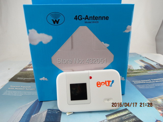 New Huawei E5372s Pocket LTE 4G 3G WifI 2.4 & 5GHz UNLOCKED router+35dbi TS9 Antenna