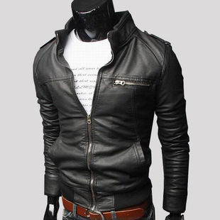 2015 Special Offer Limited Mandarin Collar Acetate Zipper No european And American Style Polyester Woven Military