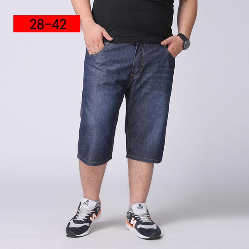 2016 New Fashion Men 39 S Extra Large Size Jeans Denim Pants