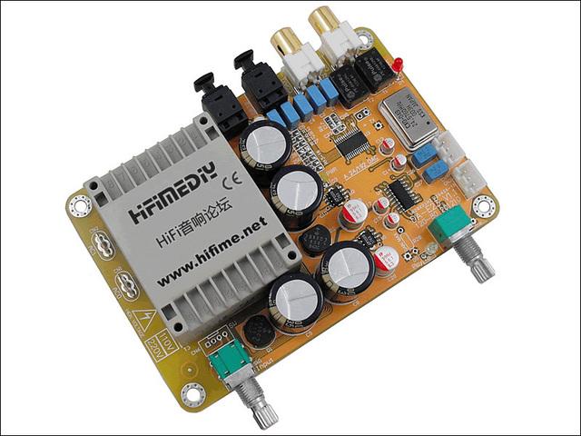Es9018 cs8416 es9023 da-e23 high performance  decoder