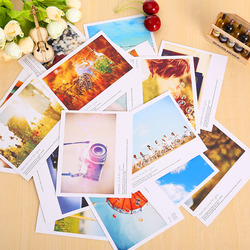 20 pcs/lot vintage mini postcard paper greeting card birthday card thank you card LOMO gift cards 11*9cm