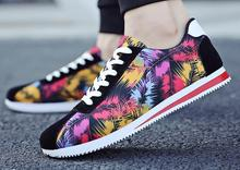Trainers casual fashion breathable 2017 lace up male shoes online shop camouflage brand back to the future shoes hombre(China (Mainland))