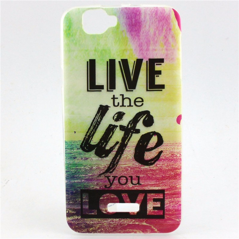 Attractive Lovely Pink Stripe Cat TPU Case For Wiko Rainbow / Explay Fresh Capa Ultra Slim Soft Mobile Phone Back Cover