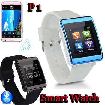 P1 Support SIM card Bluetooth Smart Watch Watches Wrist SmartWatch android phone smartphones - Huanyu Electronics Gift Co.,Ltd store
