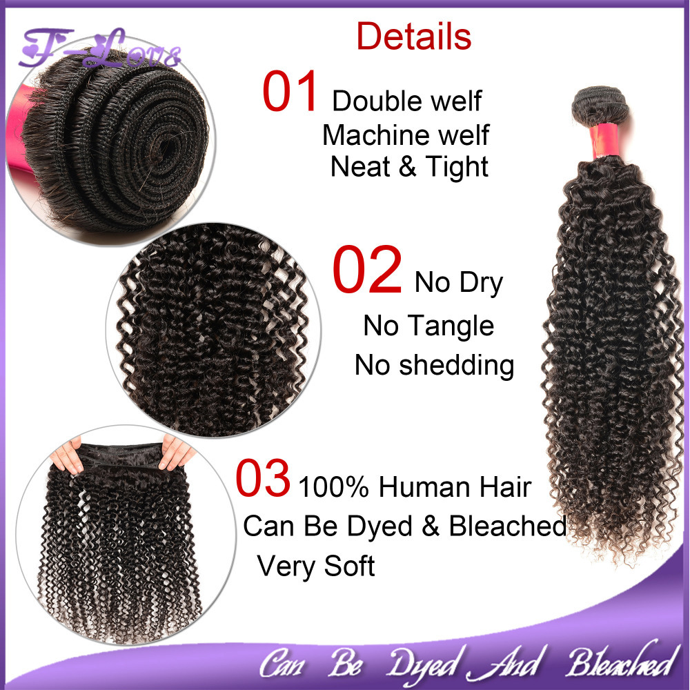 6A Brazilian Curly Virgin Hair 4PCS  Unprocessed Brazilain Hair Weave Bundles Brazilian Kinky Curly Virgin Hair Dyable <br><br>Aliexpress