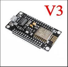 Buy 5PCS Wireless module CH340 NodeMcu V3 Lua WIFI Internet Things development board based ESP8266 esp-12e arduino Compatible for $16.80 in AliExpress store