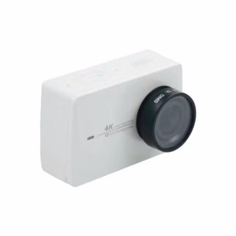 Xiaomi yi 2 Accessories Lens Protector UV CPL Circular Polarizer Filter Filter for xiaomi yi II 2 4K Action Camera 2