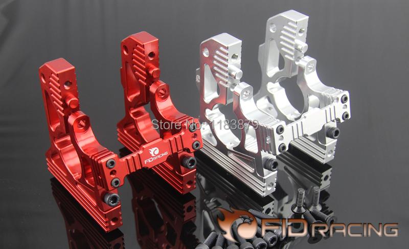 Фотография Fid Rear Hydraulic Transmission Box Differential box fixing bracket FOR LOSI DBXL