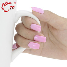TP Brand Pink Lady  Maquiagem Dannail Candy Color 10ml Long Lasting Soak Off UV Gel Nail Polish Nail Art UV Manicure Cosmetic