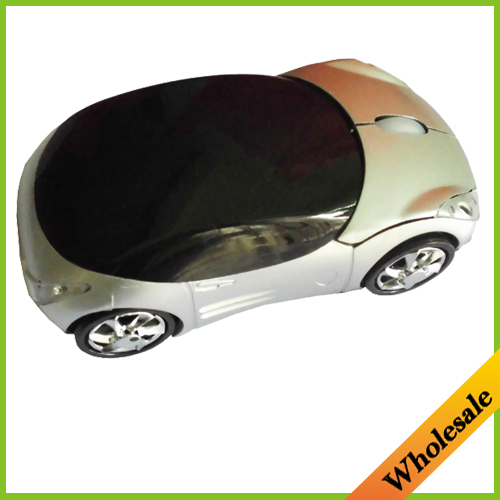 New Brand Mice Fashion mini 2.4Ghz optical wireless mouse car shaped computer Mause Sem Fio for pc laptop computer Free Shipping(China (Mainland))