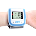 New Arrival Health Care Automatic Wrist Blood Pressure Monitor Digital LCD Wrist Cuff Blood Pressure Meter