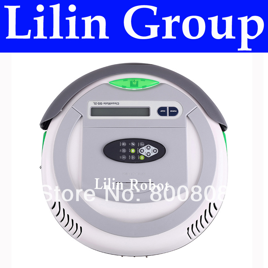 6pcs/lot 3 In 1 Multifunctional Robot Vacuum Cleaner (Auto Vacuum, Auto Sterilize,Auto Air Flavor) 1 Year Warranty Accept Paypal