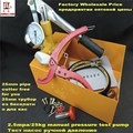 Free shipping the plumber tools hand movement 2 5mpa vacuum water pump for Water pressure test