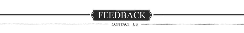12 feedback
