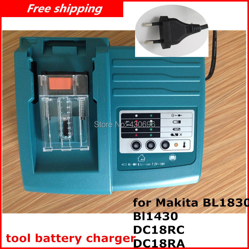 New Replacement Power Tool Battery Charger For Makita