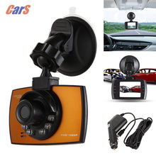 2.4 Inch LCD Car DVR Dashcam Support 32GB memory 120 Degree Wide Angle Car Camera Crash Cam G-sensor Night Vision Video Recorder(China (Mainland))