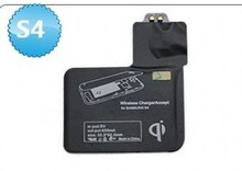 Wireless Charger Transmitter Charging  Qi Wireless Charger Receiver for Samsung Galaxy S4 SIV i9500 i9505 New Qi(China (Mainland))