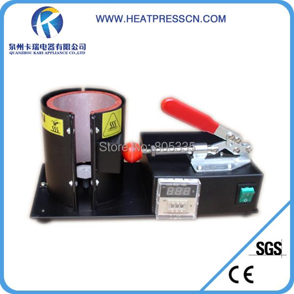 sublimation mug press machine