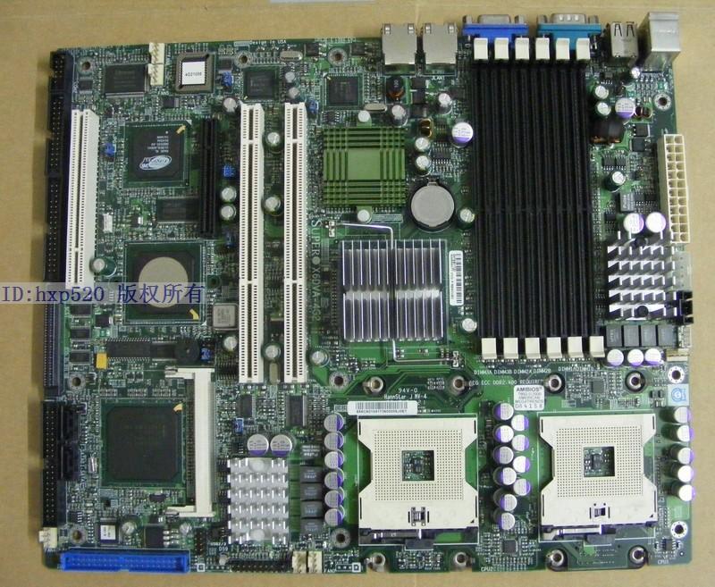 Dual Xeon Server Ddr2 604 Dual Xeon Server