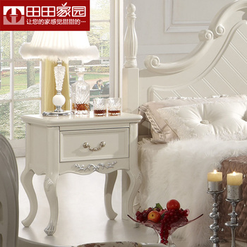 Free Shipping Fashion cabinet american bed drawer storage cabinet storage bedside cabinet 32216 h2