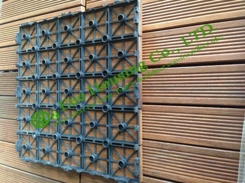 Aliexpress.com : außen bamboo bodenfliesen, 300x300x25mm bad ...