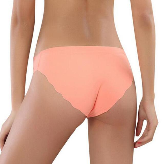 Горячие Продажа Мода Женщин Сексуальное Бесшовные ультратонкий Underwear G String женские Трусики Белье bragas де мухерес la ropa интерьера