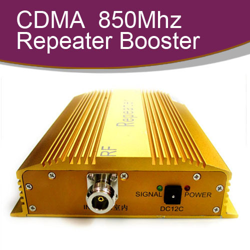 Hot!1Whosale Freeshipping CDMA 980,high gain 850Mhz mobile phone signal booster,GSM repeater  -  Meenoo Mi's store store