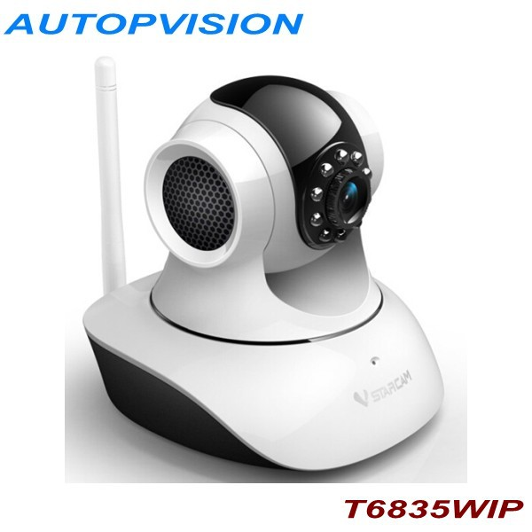 Фотография Vstarcam T6835 with art appearance IP Camera Wireless IR-Cut Night Vision Pan/Tilt Two Way Audio WIFI Camera