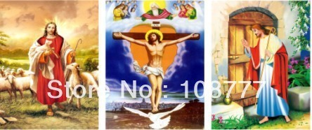 HD 3D stereoscopic paintings/3D picture/size25*35/Retail orwholesale /three picture change/2013 new!A018