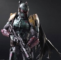 Play Arts Kai Boba Fett Star War Imperial Stormtrooper Darth Vader Bounty Hunter 27cm PVC
