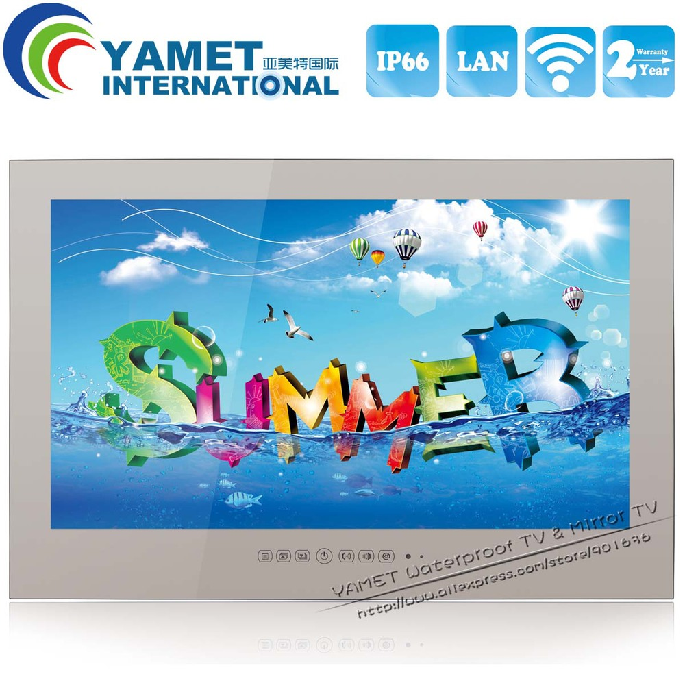 Free shipping 32 inch Android 4.2 smart WiFi Full HD Full Mirror Television(China (Mainland))