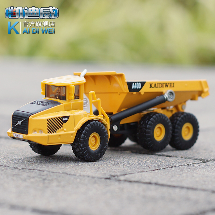 HDW High Quality 1:87 Mini Diecast Alloy Engineering Cars Construction Vehicle Model Truck Kids Machine Toys(China (Mainland))