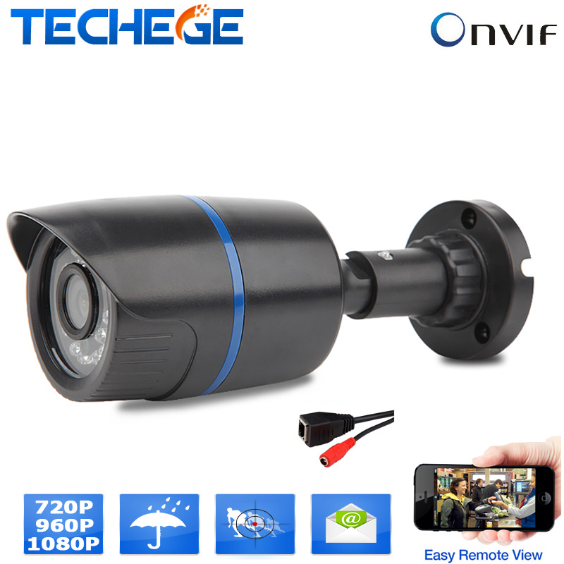 Onvif mini IP camera videcam 720P/960P/1080P 1MP/1.3MP/2.0MP 3.6mm lens IR night vision waterproof P2P Home Security CCTV webcam(China (Mainland))