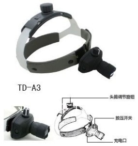 Free shipping ,2014 New Medical LED Head light / surgical Head Lamp , ENT headlight(China (Mainland))