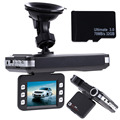2 in 1 Car DVR Camera Video Recorder 120 Night Vision Dash Cam Registrator Camcorder Radar