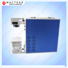 Mactron Brand Fiber 20W Mini Laser Marking Machine