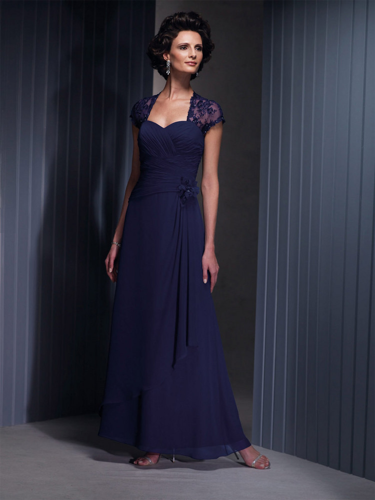 Plus size 2015 free shipping mother of the bride dresses a line floor