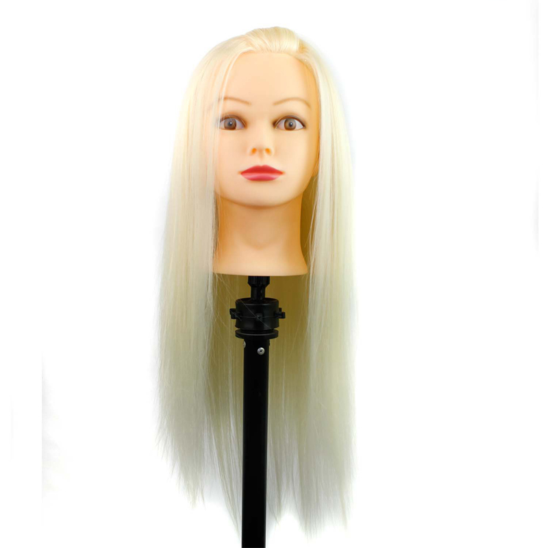Buy Professional Styling Head Blonde Hair Makeup Mannequin
