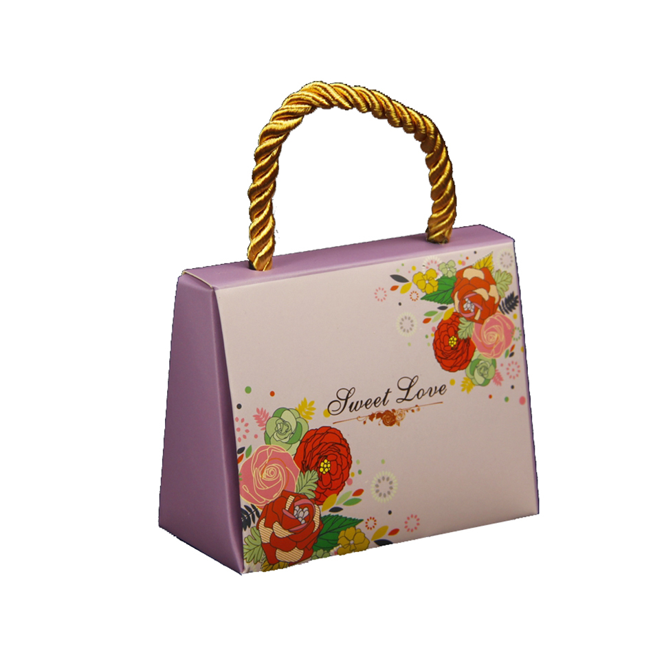 Wedding Small Gift Bags Party Favor Bridal Shower Favor Boxes or Bags ...