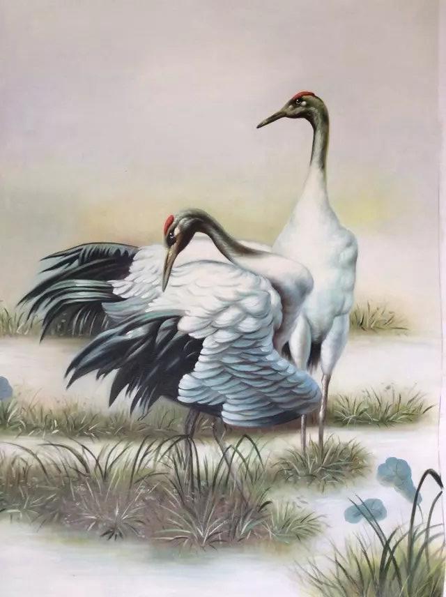 Achetez en gros chinois grue peintures en ligne des for Arts martiaux chinois liste
