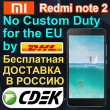 Original Xiaomi Redmi NOTE 2 TD 4G LTE Mobile phone MTK X10 2.0Ghz Octa Core 64bit 5.5'' 2GB RAM 16GB ROM 3060mAh 13.MP MIUI(China (Mainland))