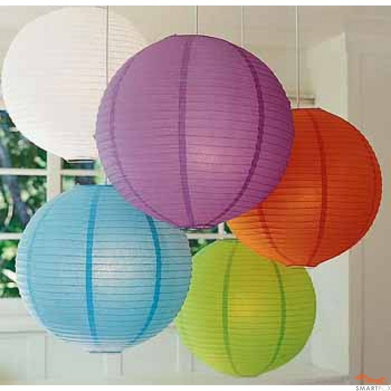 Китайские шарики своими руками