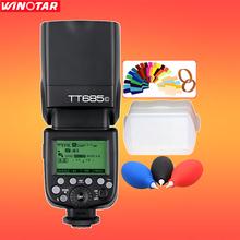 Buy Godox TT685 TT685C E-TTL 2.4G Wireless High-speed sync 1/8000s GN60 Camera Flash Speedlite Canon DSLR Camera for $119.00 in AliExpress store