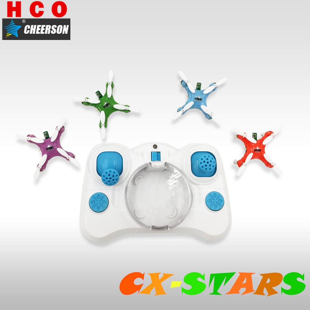 Original Cheerson CX-Stars The World Smallest Remote Control RC Mini Drone Helicopter Quadcopter Toys(China (Mainland))