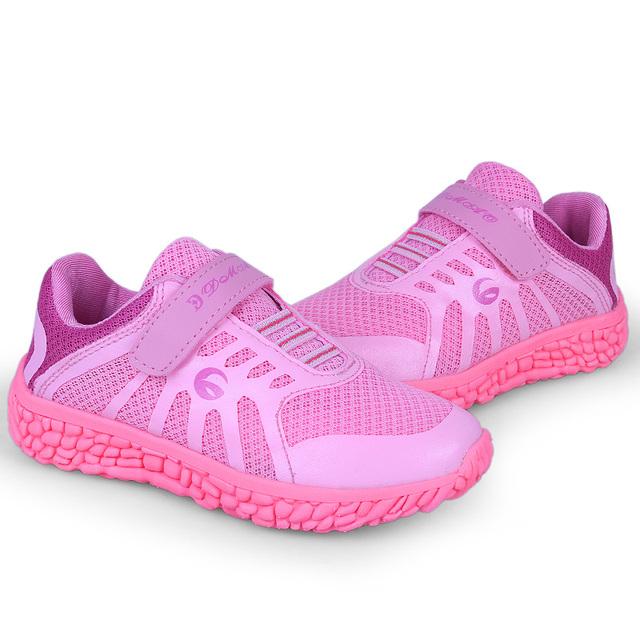 Дети кроссовки мальчик и девочка мода спорт тапки, лазерные отражающие световой обуви хамелеон работает обуви chaussure enfant