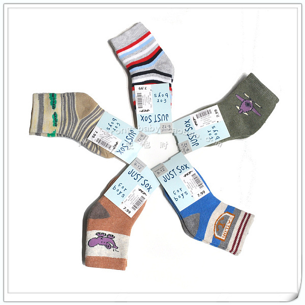 Winter thickening loop pile socks thickening thermal socks baby socks baby socks
