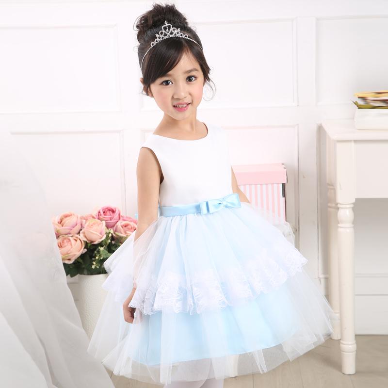 Baby Blue Tutu Dress Tutu Dress With Light Blue