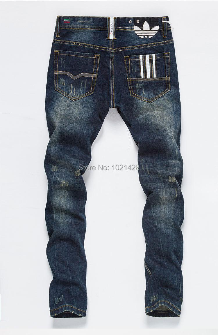 Мужские джинсы New Brand 2015 , slim Ad2015-3-3