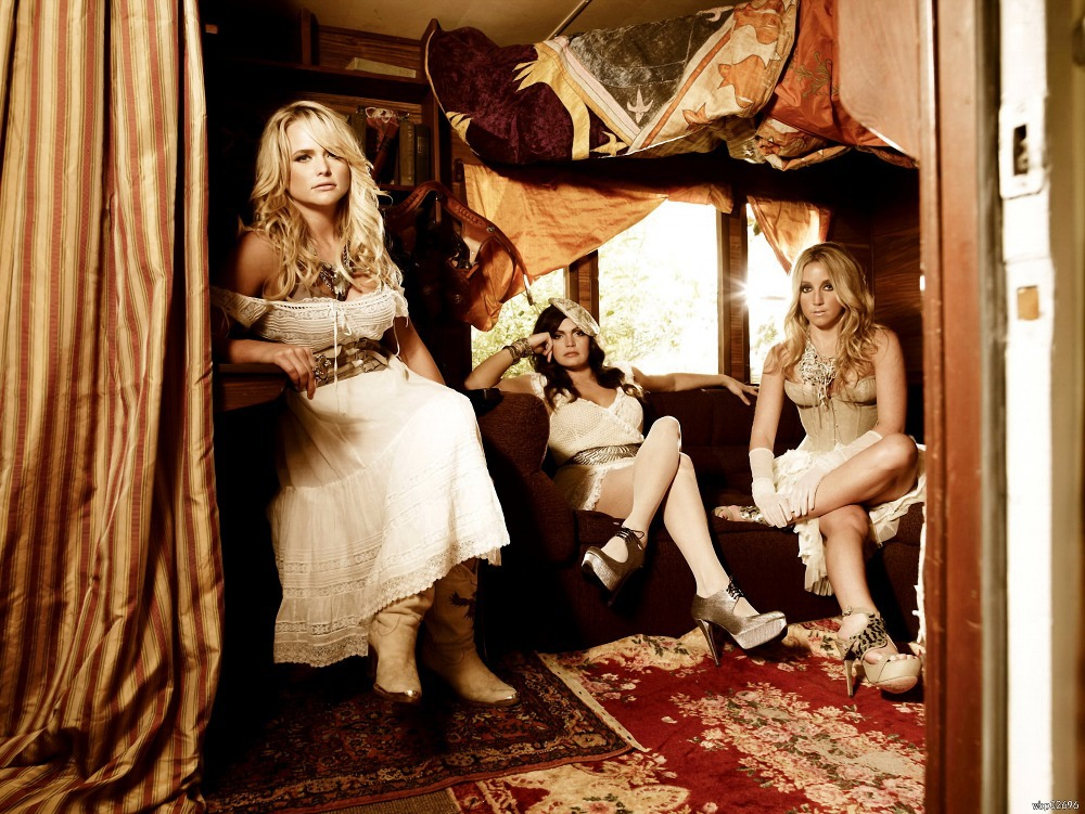 Pistol Annies Hot Country Music Art Huge Print Poster TXHOME D5141(China (Mainland))