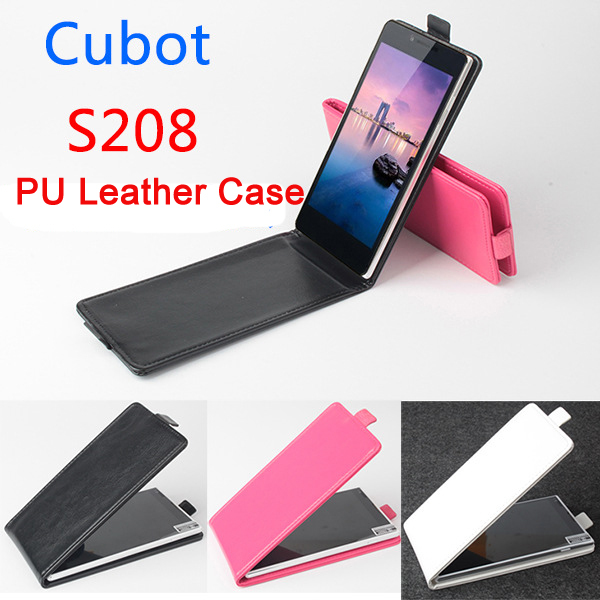 Чехол для для мобильных телефонов Oem Cubot S208 Cubot S208 PU Android S208 Cubot